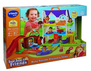 VTech Baby Toot-Toot Friends Busy Sounds Discovery House
