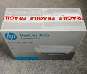 New Boxed HP  All in One Printer Inkjet Wireless WiFi (Print Scan Copy) -Free Instant Ink