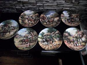 Collector Plates, Chris Howell