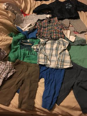 All Named Brands Baby boys clothes