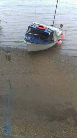 Boat forsale Plymouth pilot no trailer reavertise