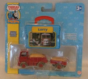 Take Along Thomas Die cast LORRY vehicle, Learning Curve new