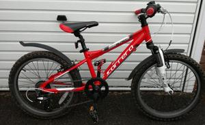 "Carrera Blast 20"" Wheel Mountain Bike Excellent Condition"