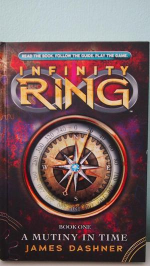 Childrens Book Infinity Ring