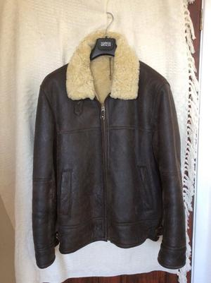 "Sheepskin Jacket by Lakeland (men's 44""chest)"
