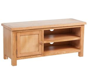 vidaXL TV Cabinet 103 x 36 x 46 cm Oak  New