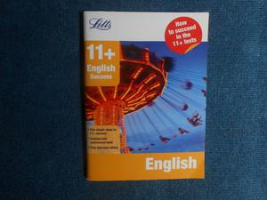 (106) Letts 11+ English Success by A Rooney, Val Mitchell and Sally Moon