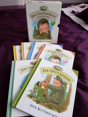 Percy the park keeper box set