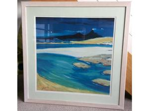 Framed print by Jolomo in Glasgow