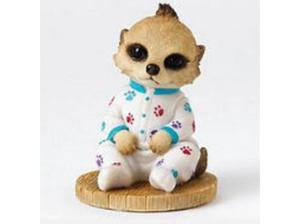 BABY OLLY MEERKAT ORNAMENT, COUNTRY ARTISTS, NEW, STILL IN