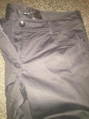 Smart Silky Black H&M Trousers BRAND NEW