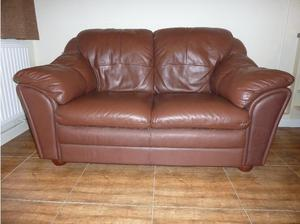 Two seater sofa plus 2 Arm Chairs in Swansea