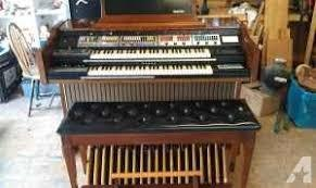 baldwin pro 222 electric organ