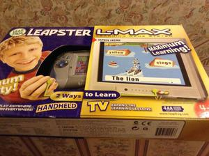 Hand held learning game