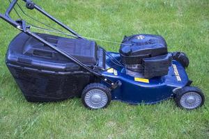 Lawn Mower Macallister 484 Self Propelled. Exc. Condition