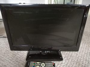 BUSH 22inch LED TV with Remote control and Aerial BLED22FHDL8 Like new