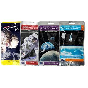 Astronaut Space Food 4 Packet Variety Bundle Freeze Dried