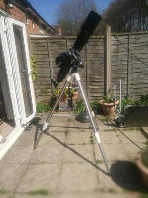 For Sale 6 inch Helios Refractor