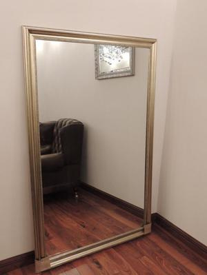 Extra Large Silvery Mirror (Delivery)
