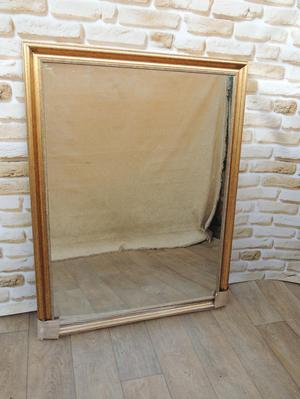 Overmantle Mirror silver or gold shades x few left(Delivery)