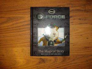 G-Force (Disney) The magical story - Book Good condition / Collect Thorpe NR7
