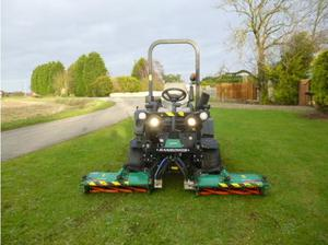 RANSOMES HIGHWAY 3 MOWER in Wisbech