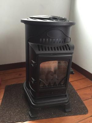 calor gas heater used