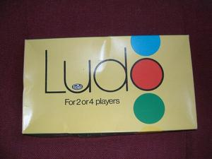 Ludo Dice Game by Philmar, believe to date back to the 's. In clean condition and complete