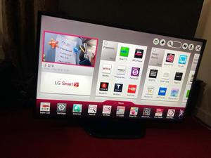 47 inches Fully Smart LG LED tv with Remote in perfect working Conditions