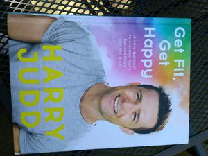 Get Fit, Get Happy - Book by Harry Judd