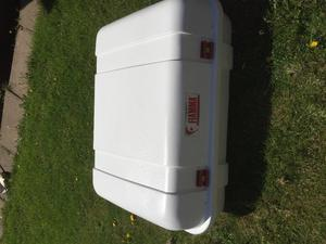 Fiamma roof box with keys fully working used condition