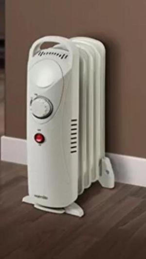 New inbox Warmlite Oil Filled Radiator 450 W bargain price only £10 price