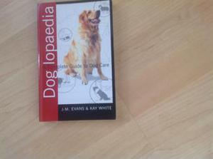 A book all about your dog