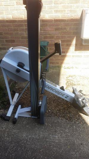 Concept 2 Rowing Machine with PM4 Monitor