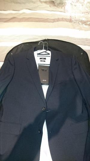 Hugo Boss Suit, Shirt and Tie - Excellent condition, worn once