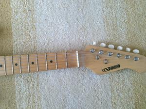 Acoustic solutions 1/2 size electric guitar