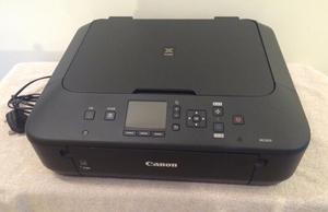 Canon Pixma MG All-in-One (Print-Copy-Scan + Cloud Link) Wireless Inkjet Printer