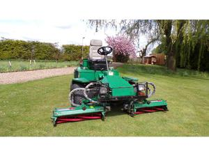 RANSOMES HIGHWAY 213 NEW ROLLER in Wisbech