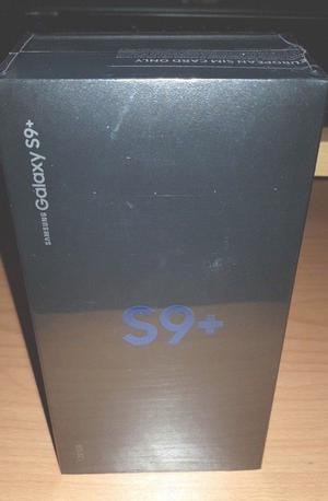 Samsung Galaxy S9+ SM-GGB - Midnight Black (Unlocked) New Sealed - UK