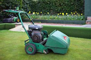 Ransomes 51 Lawnmower