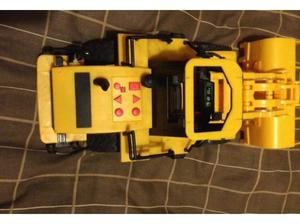 Remote control Front loader toy in Swansea