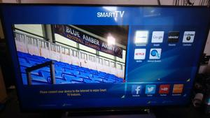 """Toshiba 43"""" smart led tv with freeview"""