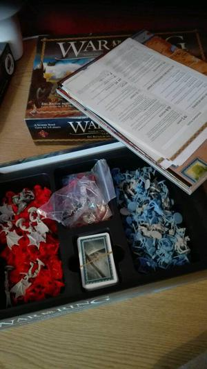 War of the rings board game