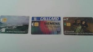 Collection of Old Phone Cards All in good condition £3 the lot - Including an ET Card