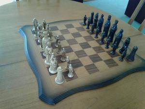 Chess sets Chariots