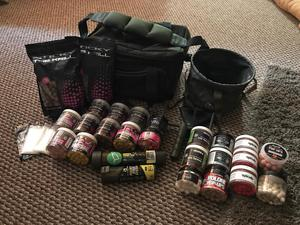 Nash cool bag /bait / extras