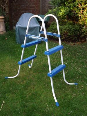 swimming pool steps for above ground swimming pool