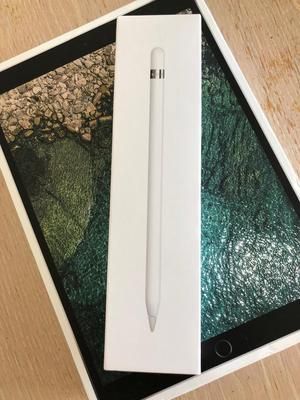 IPad Pro 10.5'' WiFi cellular unlocked as new in box with Apple Pencil 64 gb space grey