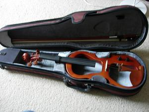 Yamada electric violin -excellent condition,stunning looks, great sound