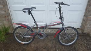 Army folding bicycle